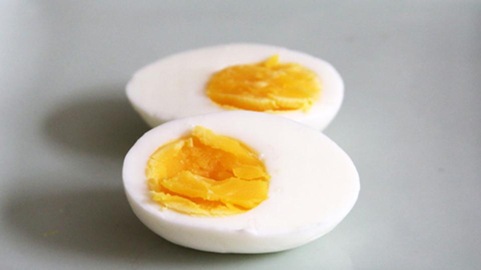 おいしい固ゆで卵の作り方