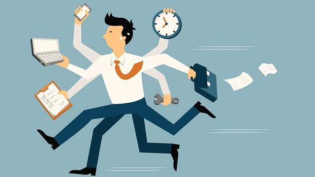仕事に忙殺されていませんか? ハードスケジュールを健全化する6つの方法