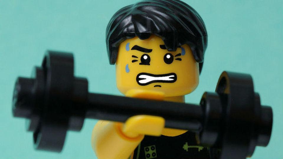 減量のために頑張って運動する必要はない?