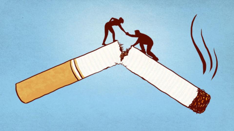 「禁煙を決意した人」を支える方法