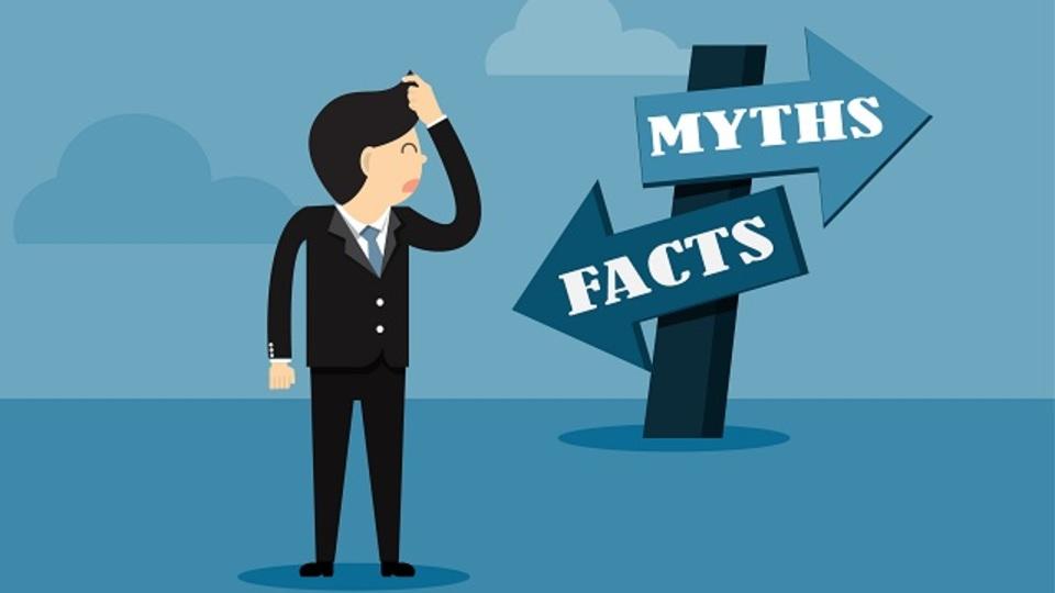 まだ信じてますか? 科学的根拠のない、運動についての7つの神話