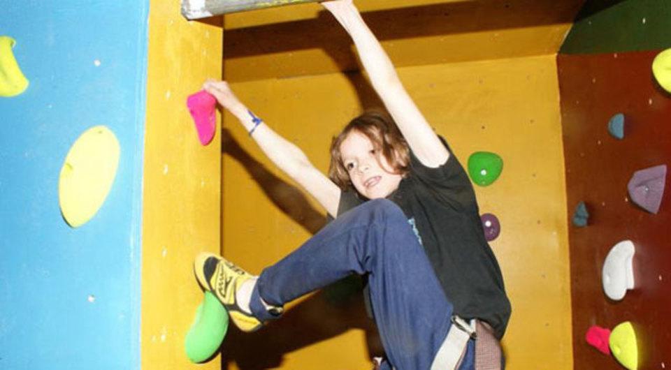 キャリアははしごを登るというより、壁を登るようなもの