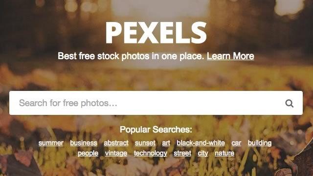 CC0ライセンス(フリー)の高解像度写真を2000枚以上集めたサイト「Pexels」