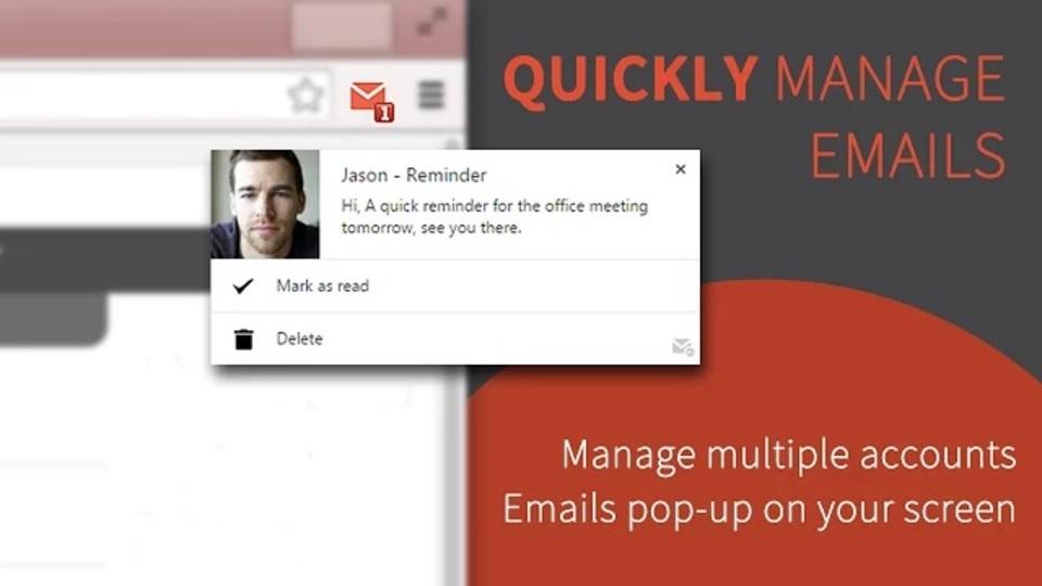 メール処理を加速する拡張機能「Checker Plus for Gmail」