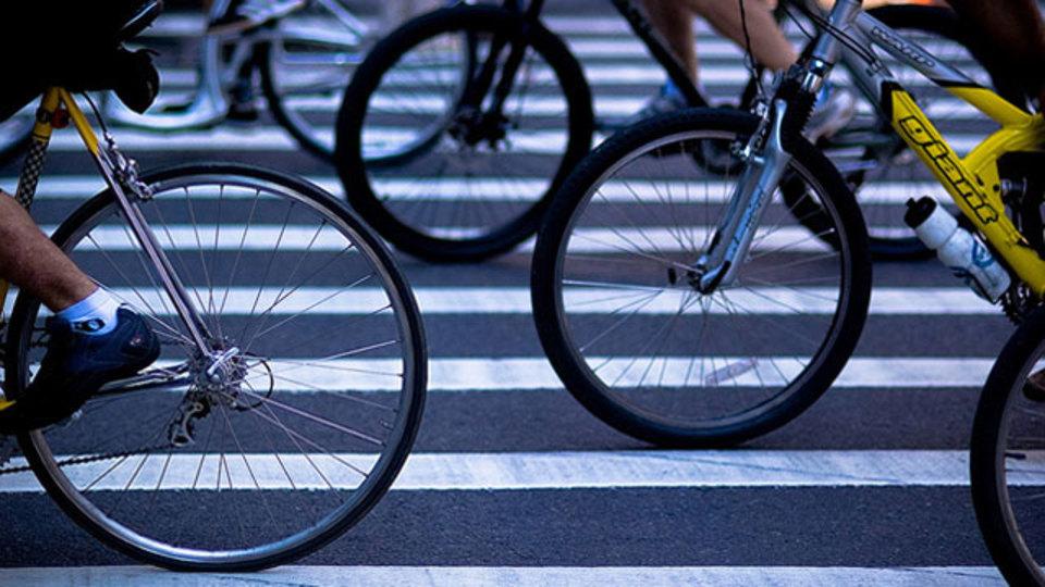 徒歩や自転車で通勤が楽しくなるかも