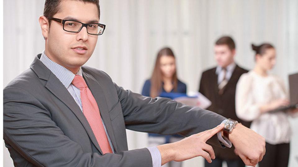 会議時間を短縮したいなら。スケジュールソフトの設定を見なおそう