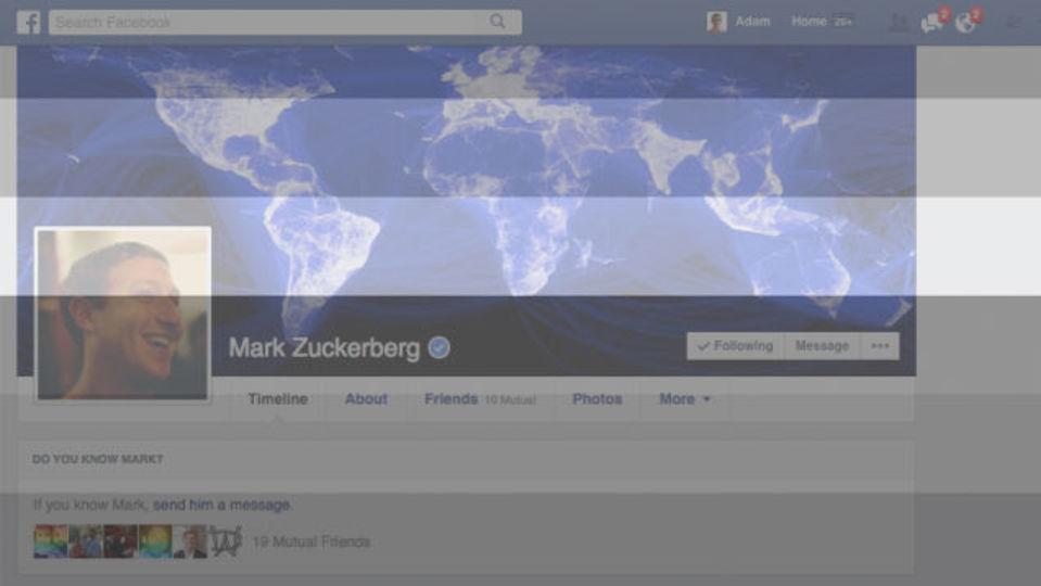 マーク・ザッカーバーグがはじめてFacebookの実名ポリシーについて回答