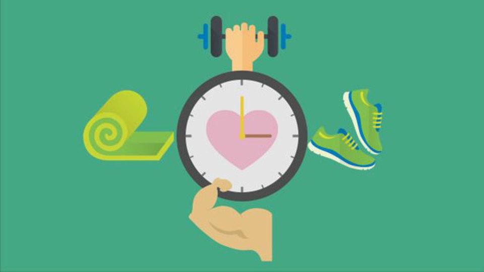 トレーニング・デンシティで効率のいい運動をしよう