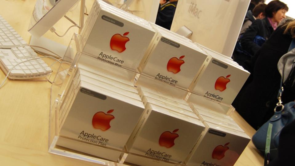 AppleCareが性能80%未満のバッテリーを無償交換