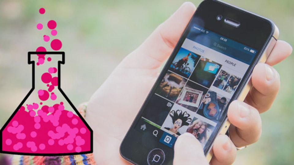 Instagramでもっと注目されるワザを統計的に解明