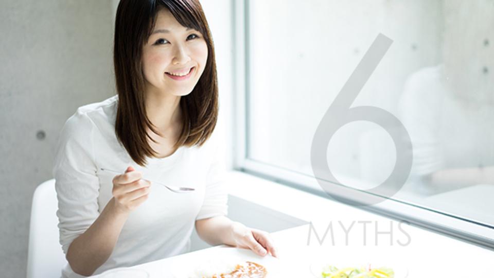 酵素は体にいい? 酸性食品は悪い? 消化に関する6つの迷信
