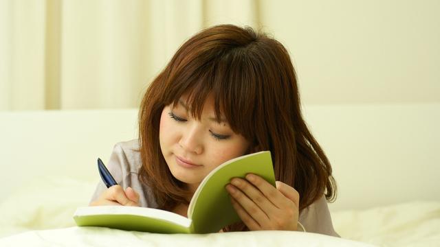 日記に書くべき3つのこと