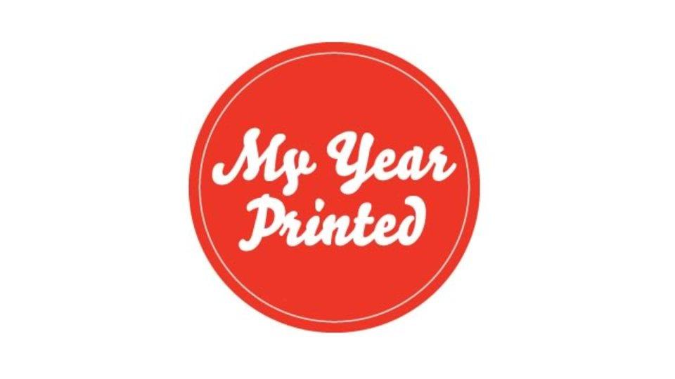Instagramの写真を並べてポスターにできるサービス「My Year Printed」