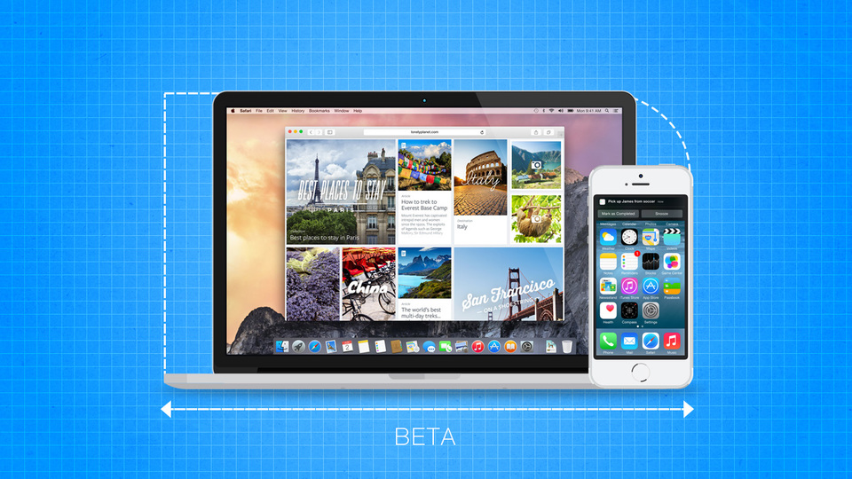 iOS 9とOS X El Capitanのベータ版、インストールしても大丈夫?