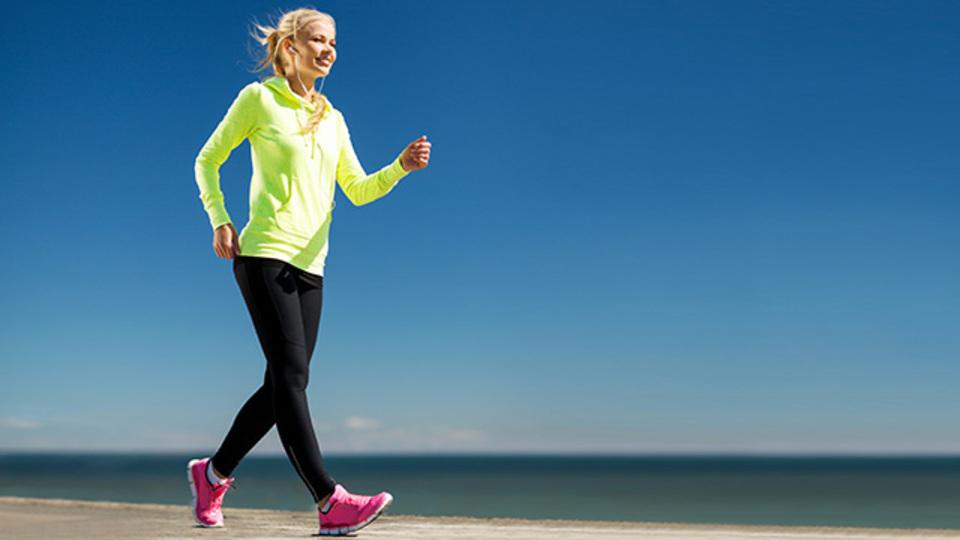 ランニングはウォーキングより必ずしも健康的なわけではない