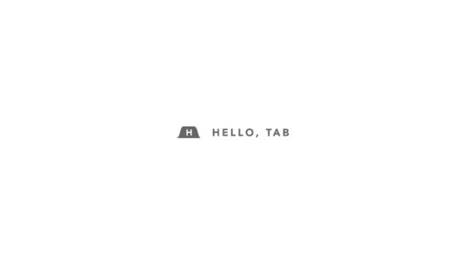 Chromeの新規タブに世界各国でつぶやかれた言葉が表示される「Hello, Tab」