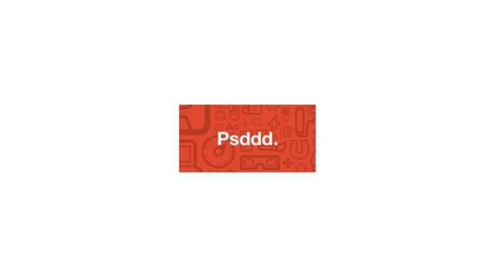 Dribbbleで共有されているPSD素材だけを集めたサイト「Psddd」