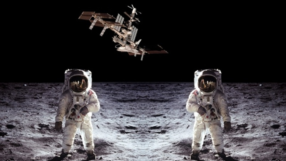 「月面基地」は予想額の10分の1で作れる:NASA最新レポート