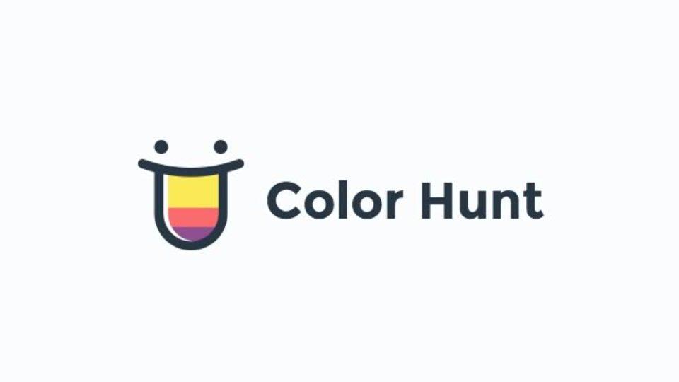 毎日センスある配色パターンを提供してくれるサイト「Color Hunt」