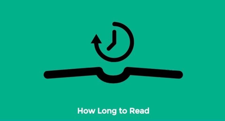 指定した本の読了時間を教えてくれるサービス「How Long to Read」