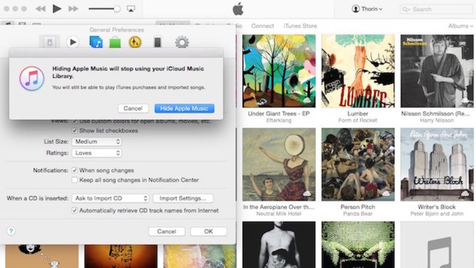 Apple Musicを解約したら曲が消えた?海外メディアに届いた不穏な報告
