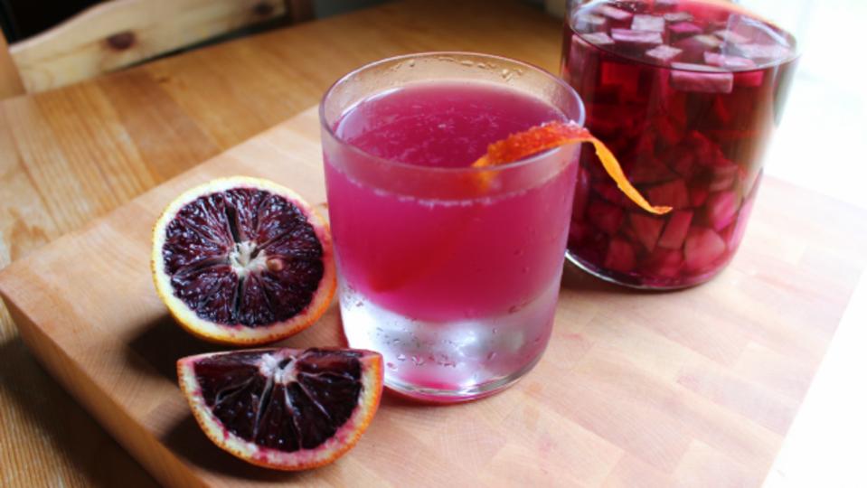 オトナな飲み物「インフュージョン」の美味しいつくり方