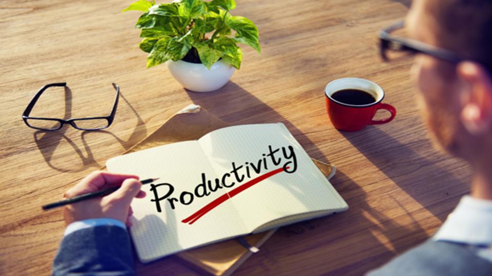 仕事のちょっとした中断が、1日の生産性にかなりのロスを発生させる