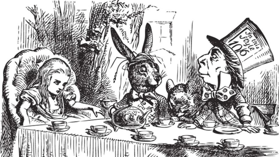 発刊150周年。今だから響く「不思議の国のアリス」の名言集