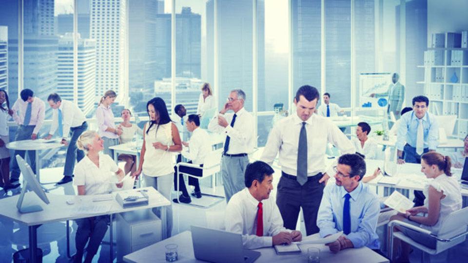 オフィスに健全な緊張感を生むための4つのコツ