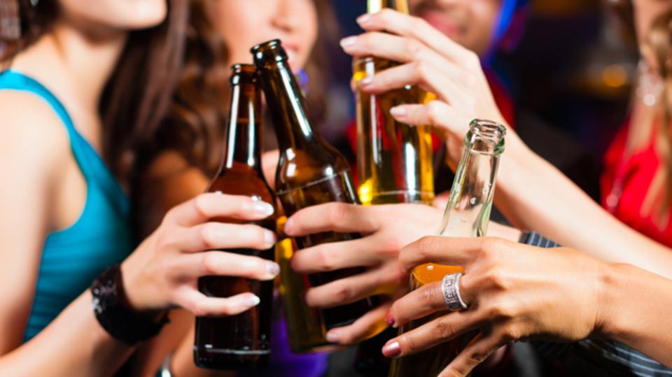 アルコール度数の少しの差が、酔いの大きな差につながる理由