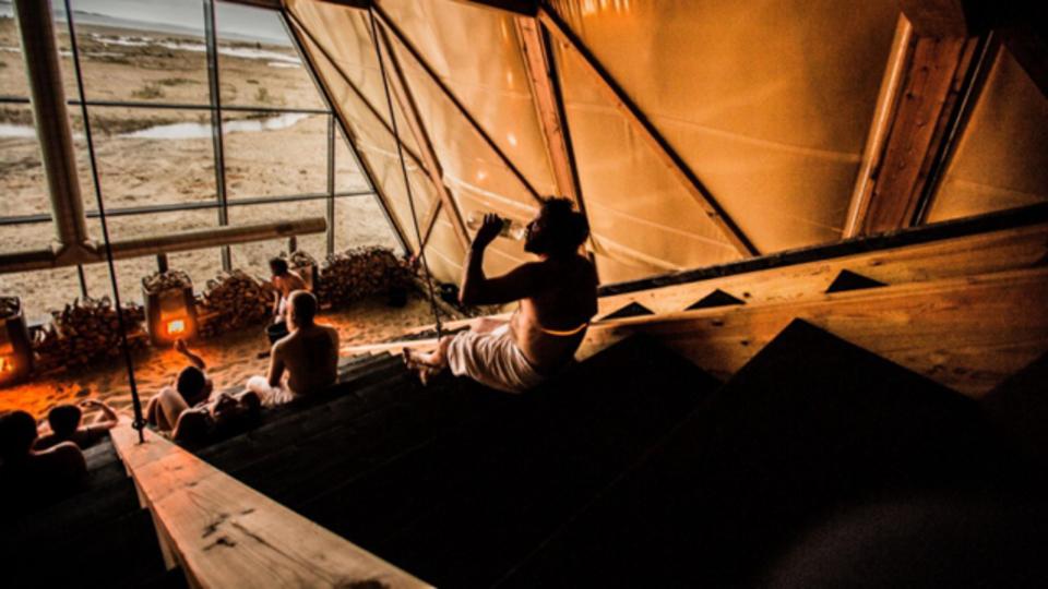 世界最大のサウナがノルウェーに登場