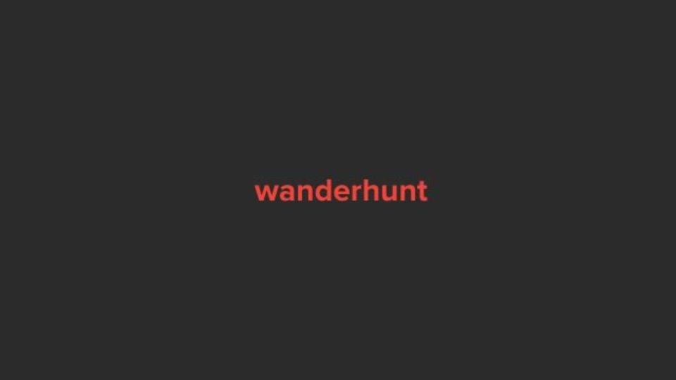 おすすめの旅先をシェアできるサイト「wanderhunt」