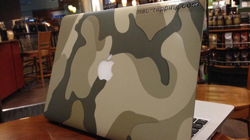 MacBookを着せ替えるラッピングサービス【今日のライフハックツール】