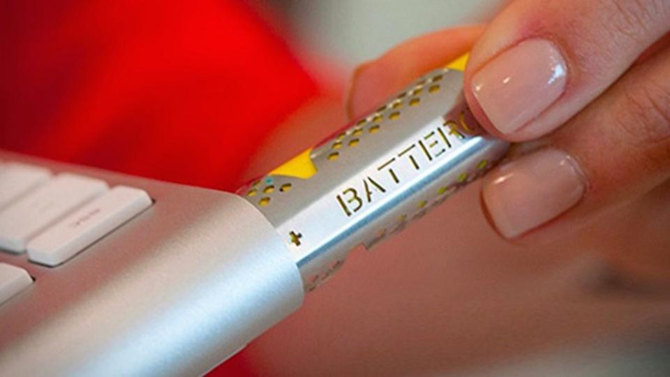 電池切れの乾電池を復活させるアイテム