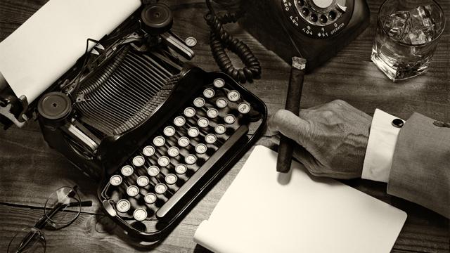 タイプライターや黒電話を覚えてる?レトロな技術はまだ生きているよ