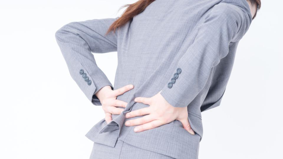 簡単にできる腰痛対策