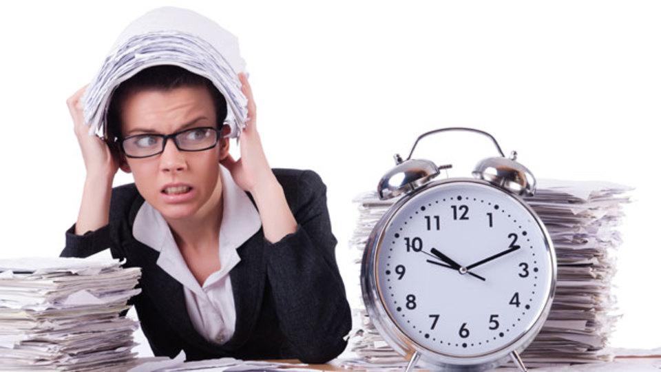 時間が足りないと感じてしまう7つの理由