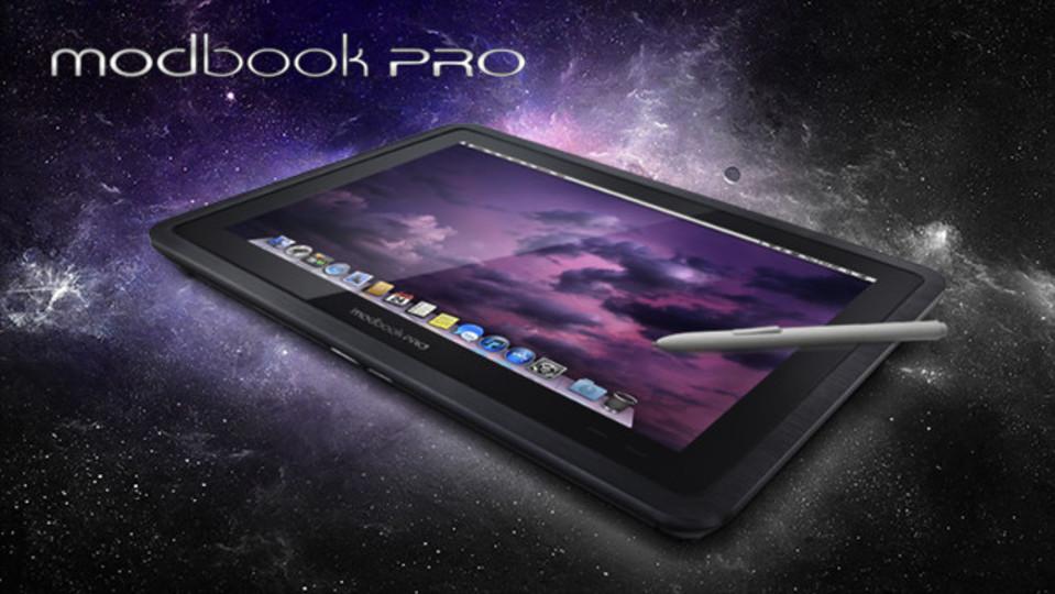 iPad Proも気になるけど、OS Xが動くタブレットもいい【今日のライフハックツール】