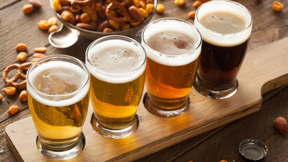 ビールの正しい飲み方は、アルコール度数の低いものから