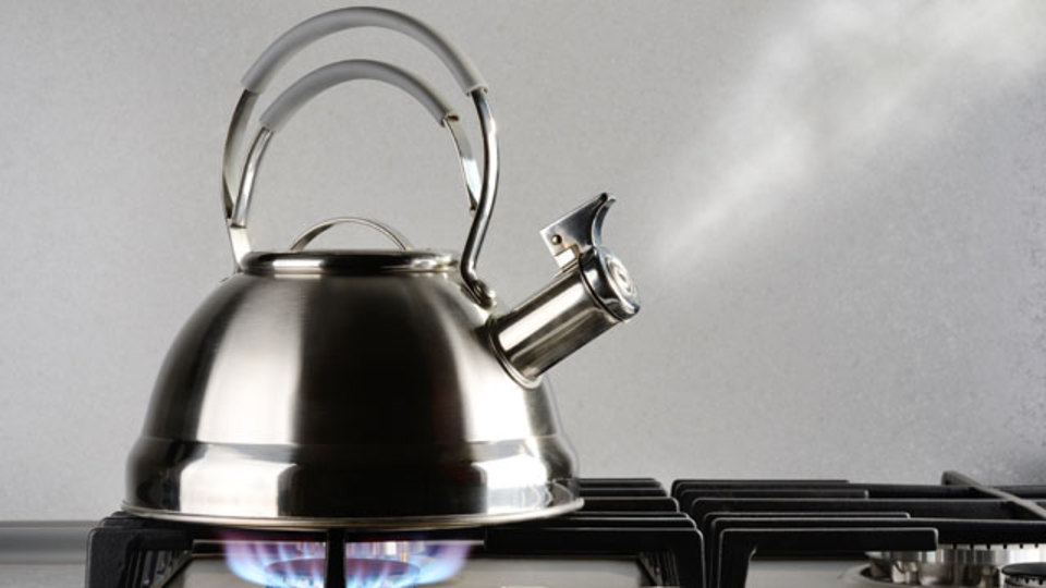 お湯を早く沸かす時短方法は電子...