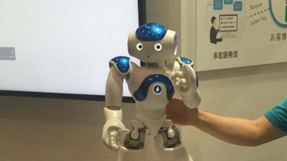 通訳ロボットはビジネス会話をサポートできるほど進化した