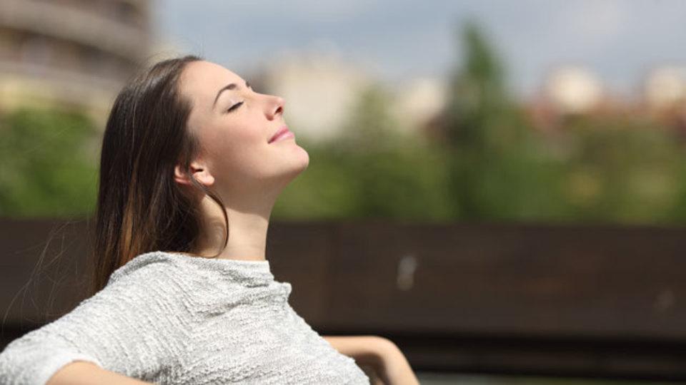 落ち着きと幸福感を見つける方法