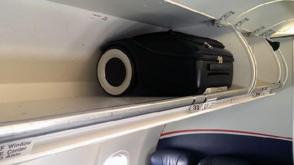 超多機能なキャリーバッグ「G-RO」