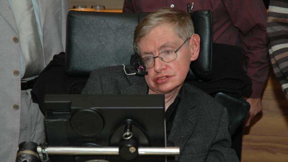 ホーキング、科学と人生を語る:スティーヴン・ホーキング名言集
