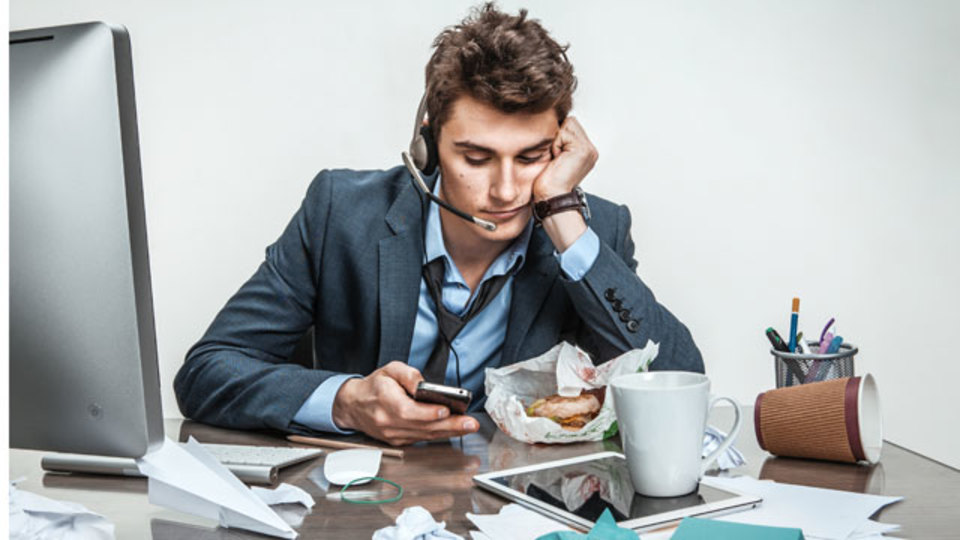 仕事における悪い習慣を治す方法