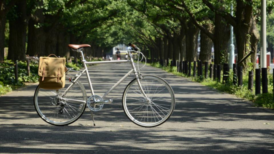 東京を走るための自転車「トーキョーバイク」
