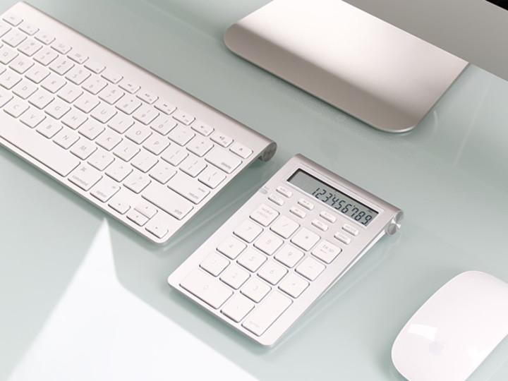 Apple製品となじむテンキー兼電卓【今日のライフハックツール】