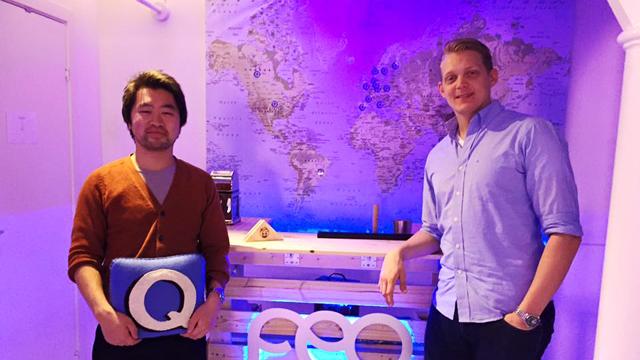 メタルバンドマンが世界21カ国、5500万ダウンロードを記録したクイズアプリを作った。スウェーデンのスタートアップ「FEO Media AB」独占取材
