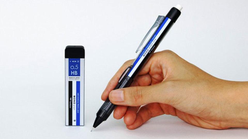 消しゴム「MONO」ブランドを冠するシャープペン【今日のライフハックツール】