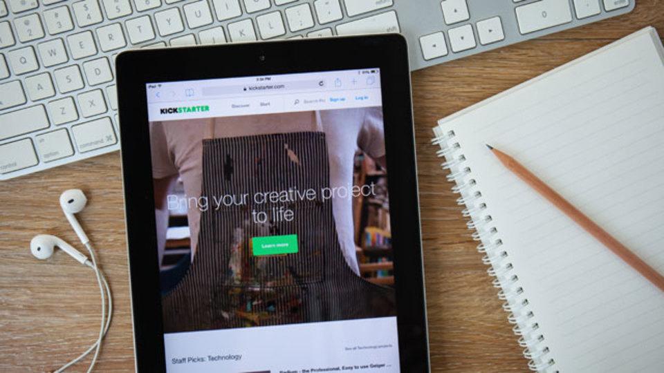 Kickstarterで実現された8つの面白いアイデイア